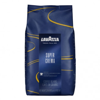 Lavazza Super Crema, 1кг, Италия