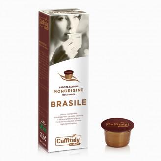 Капсулы Caffitaly Ecaffe Brasile
