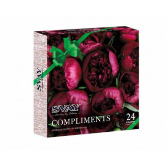 SVAY Compliments Peonies