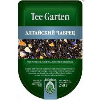 Tee Garten Алтайский чабрец 250г