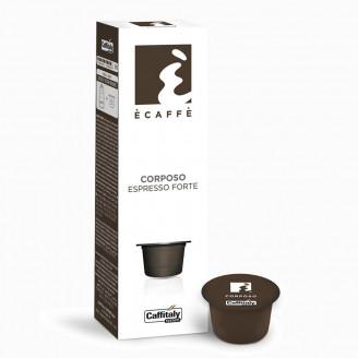 Капсулы Caffitaly Ecaffe Corposo Espresso Forte