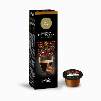 Капсулы Caffitaly Monorigine Ethiopia Special Edition
