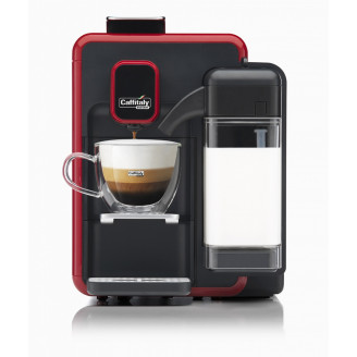 КОФЕМАШИНА CAFFIYALY S22 RED BLACK