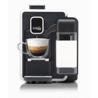 КОФЕМАШИНА CAFFIYALY S22 WHITE BLACK