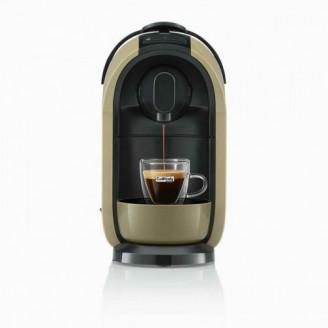 КОФЕМАШИНА CAFFITALY S24 NOEMI GREY-BLACK