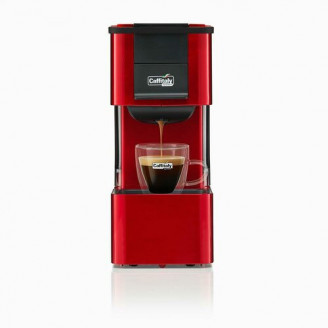 КОФЕМАШИНА CAFFITALY S27 IRIS RED